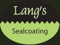 Langs Sealcoating Logo